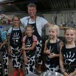 Koken met Kids bij Ca'Palazzo